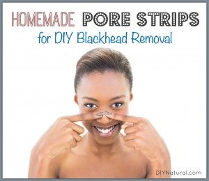 Homemade Pore Strips