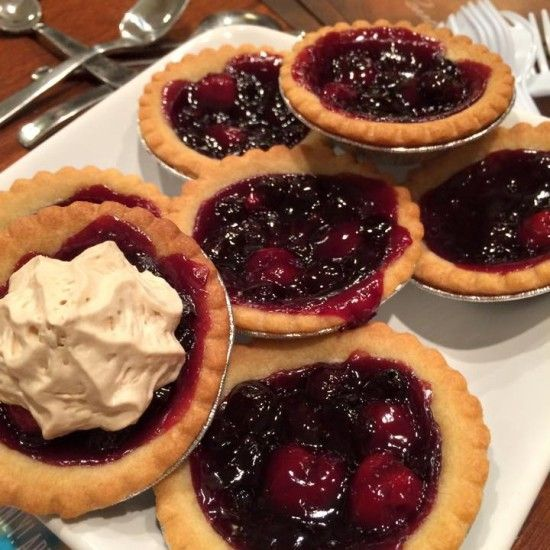 Easy+OMG+Cherry+Berry+Tarts