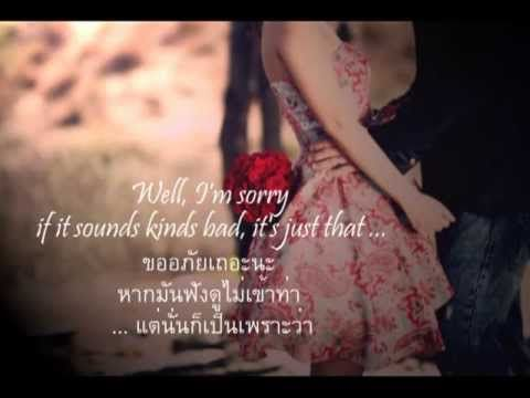 เพลงสากลแปลไทย #20# Everytime ~ Britney Spears (Lyrics & ThaiSub) - YouTube