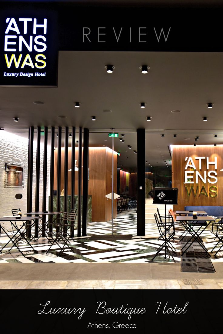This gorgeous new hotel in athens greece is everything for Best boutique hotels athens