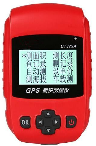 New Professional High Precision GPS Land Area Measuring Instrument UT379A Portable Handheld Distance Latitude Longitude Meter
