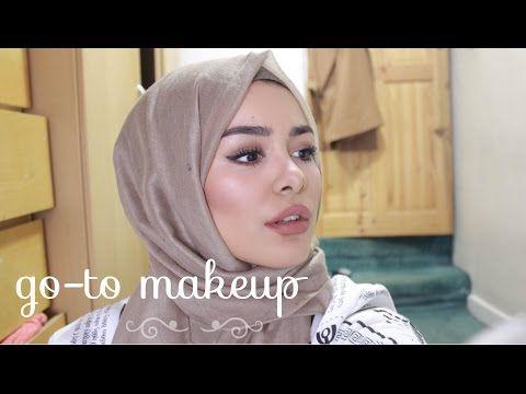 Go-to makeup look - YouTube