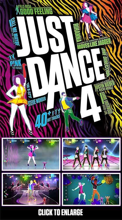Just Dance 4!!!!!!!!