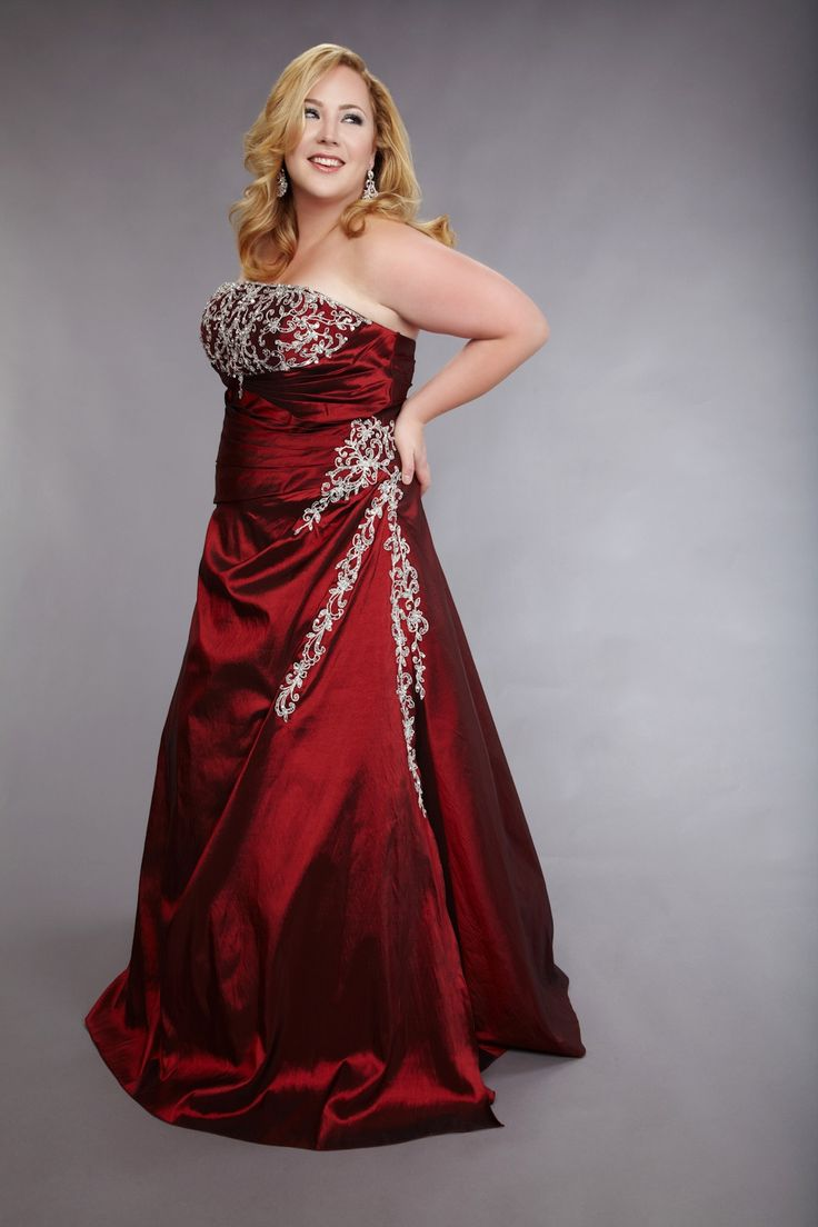 Best 25 Plus Size Formal Ideas On Pinterest  Gowns For -6959