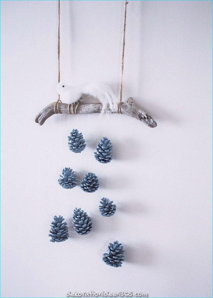 Weihnachten DIY einfache Ornamente, die einen Unterschied in Ihrer Dekoration machen   – Weihnachtsdekoration
