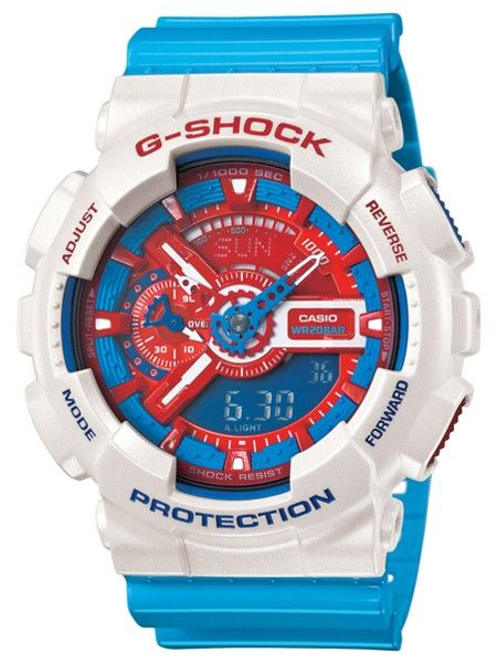 CASIO G-SHOCK | GA-110AC-7AER