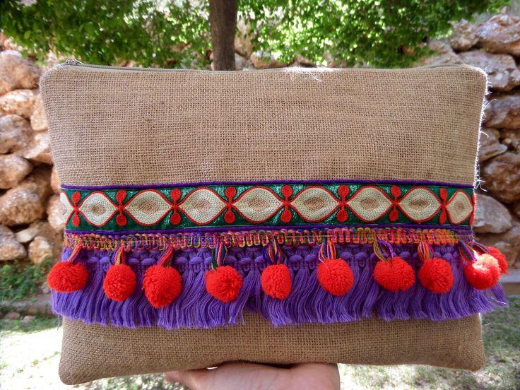 EMEELE bolsos handmade también en FACEBOOK https://es-es.facebook.com/EMEELEbags