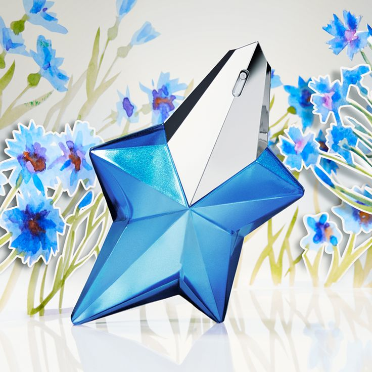 Bask in the delightful dream of a night sky. Thierry Mugler's Angel Sucrée smells so sweet.  #ThierryMugler