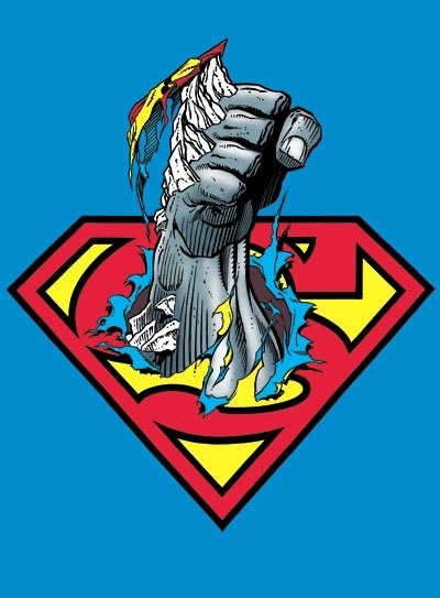 Doomsday is a fictional character, a supervillan in the DC Comic universe. created by Dan Jurgens he first appeared as a cameo in Superman: The Man of Steel #17 in 1992. Doomsday is an incredibly powerful monster with regenerative abilities. Each time he dies he respawns having evolved past the last thing that killed him, making him slowly invulnerable over the course of centuries traveling the universe. Developed as a weapon in a facility by the scientist Bertron, he was tested out through…