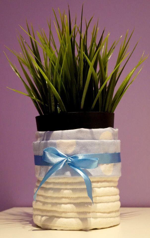 osłonka tekstylna na doniczkę , więcej info na priv:  joyfulworks4you@gmail.com