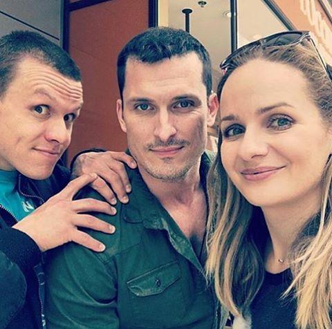 Michal Kubovčík, Ján Koleník, Zuzana Šebová