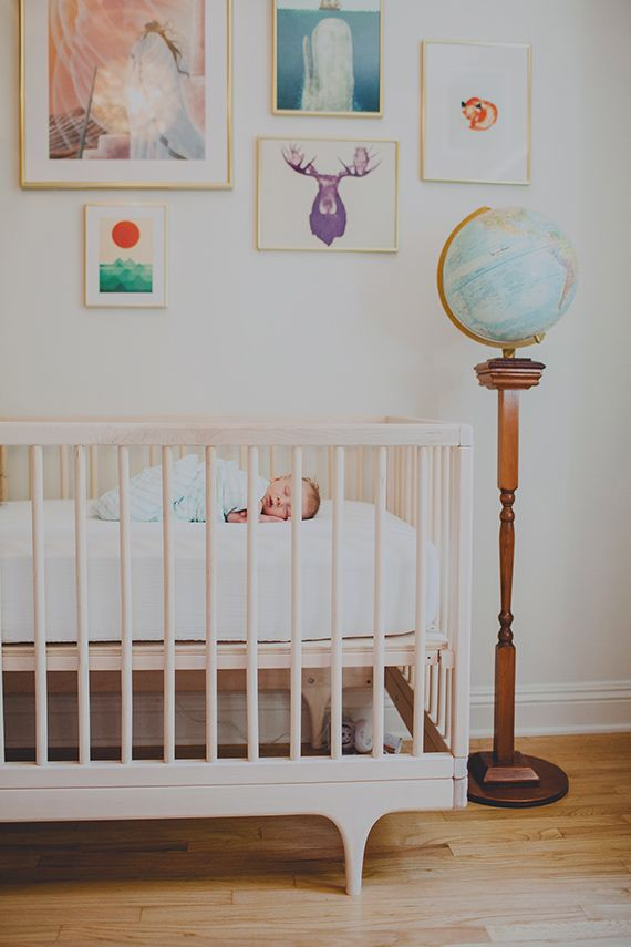 Bohemian boy's nursery by LB Events | Wild Whim Photography | 100 Layer Cakelet
