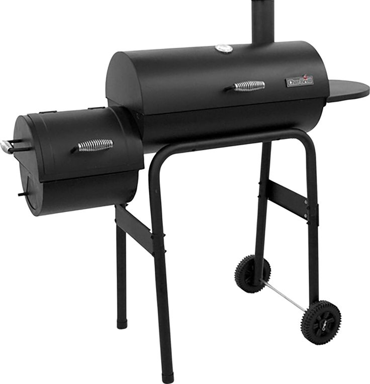 300 Series American Gourmet Offset Charcoal Grill & Smoker