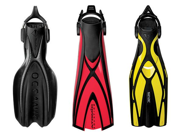 Use Sport Diver's 2016 Dive Gear Buyers Guide to find the best new fins for scuba diving.