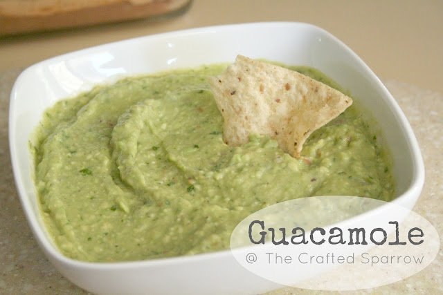 Smooth & Creamy Guacamole