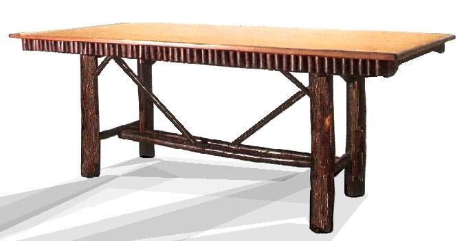 Rustic Tables From ADIRONDACK RUSTIC DESIGNS