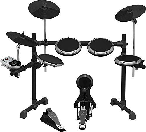 Behringer XD8USB Electronic Drum Set Review: Hit or Miss on Quality