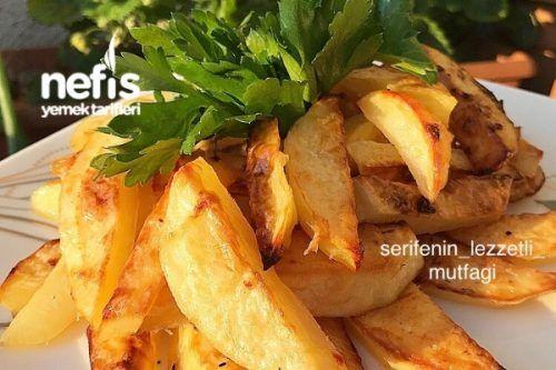 Fırında Sütlü Baharatlı Patates Tarifi