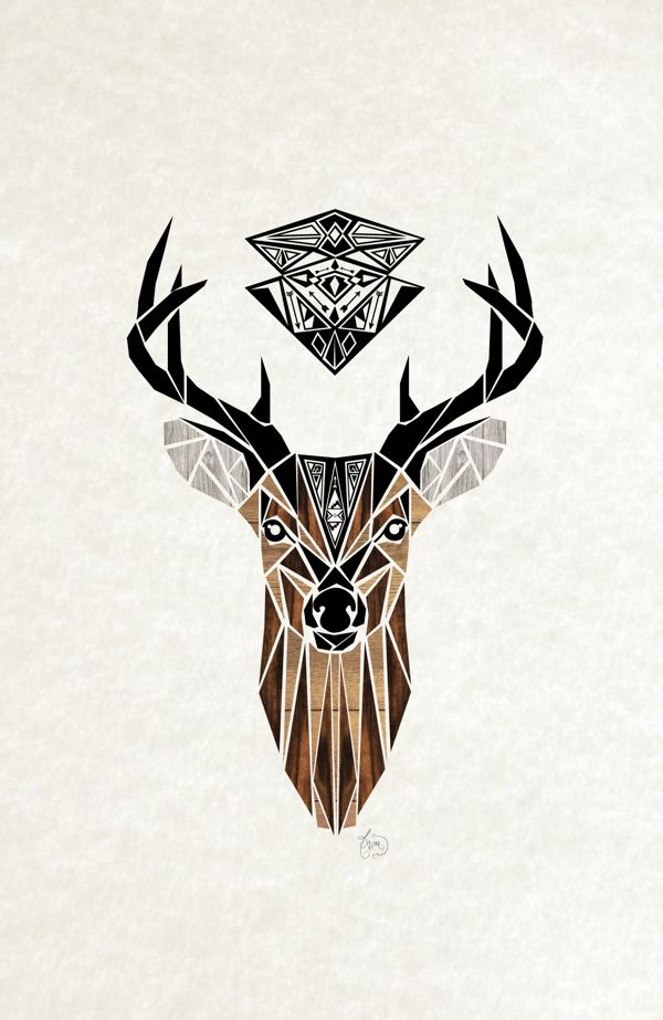oh deer! on Behance