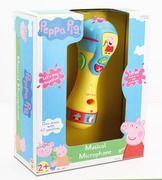Peppa Pig Sing & Learn Microphone
