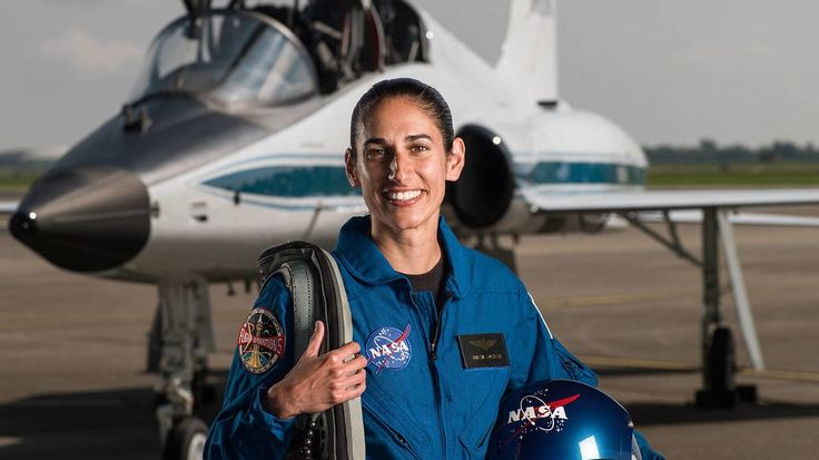 The Iranian-American marine who flew combat missions in Afghanistan is now one of NASA's newest astronauts.