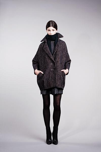 WHISTLES Look Book: Autumn/Winter 2012