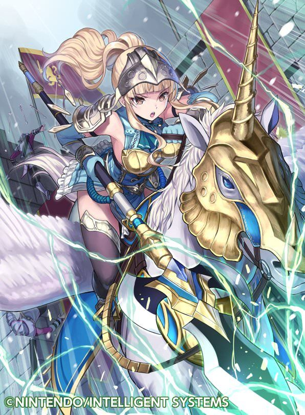 Fire Emblem Cipher - Series 11 Text-Free Art Compilation! | Fire