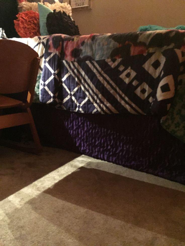 Arkansas State University NPQ Dorm Bed Skirt