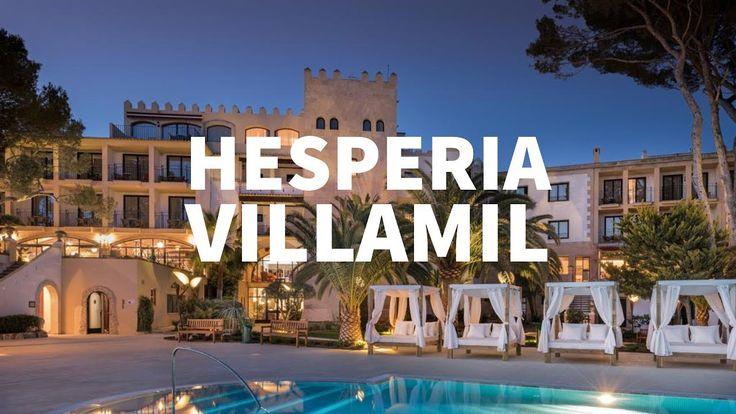 Hotel Hesperia Villamil en Paguera, Mallorca, España. Las mejores imágen...