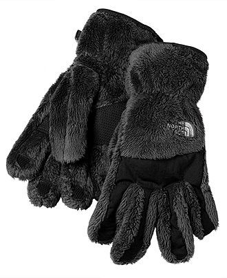 The North Face Gloves, Denali Thermal Gloves - Womens The North Face Accessories - Macy's