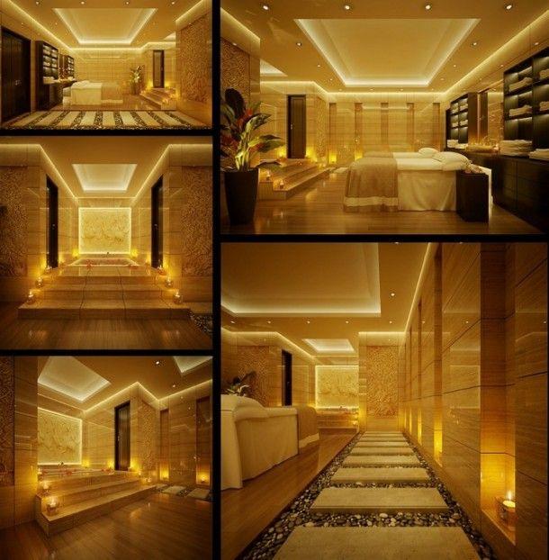 spa indoor zen garden dream home interiors by open design pict 2