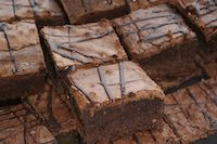 Sprouted Flour Cocoa Brownies (these are almost an S Helper dessert since they have the flour. But as long as you only have one piece with a fat meal it'll be fine).