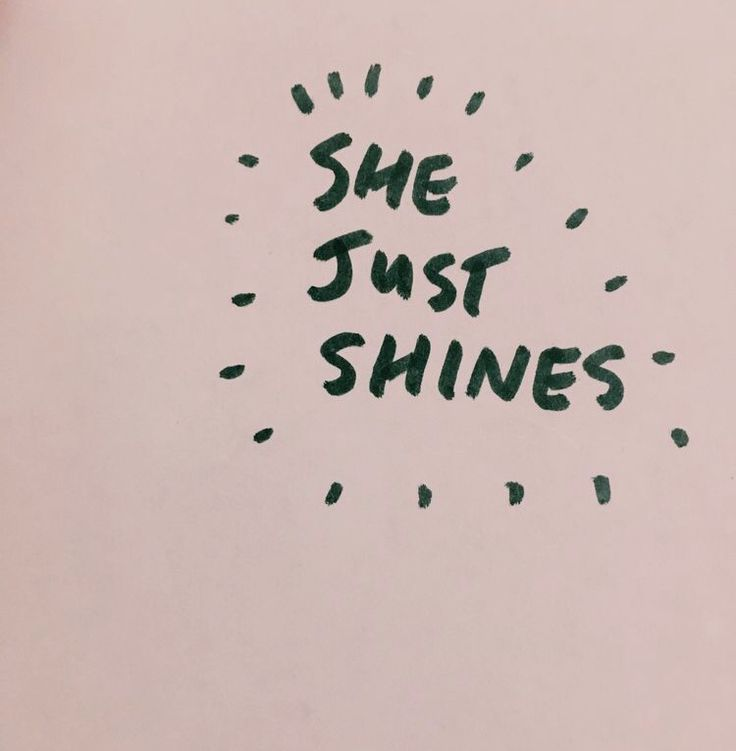 She Just Shines  http://www.shinecosmetics.com/join-us/