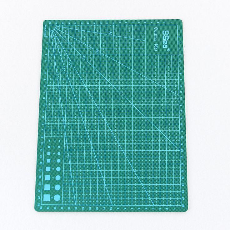 $9.60 (Buy here: https://alitems.com/g/1e8d114494ebda23ff8b16525dc3e8/?i=5&ulp=https%3A%2F%2Fwww.aliexpress.com%2Fitem%2F30cm-X22cm-Pvc-Rectangle-Self-Healing-Cutting-Mat-Tool-A4-Craft-Dark-Green%2F32602416805.html ) 30cm X22cm Pvc Rectangle Cutting Mat Tool A4 Craft Dark Green for just $9.60