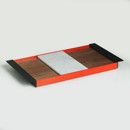 Perimeter Trays Designed by Dylan Davis and Jean Lee of Ladies and Gentlemen Studio.