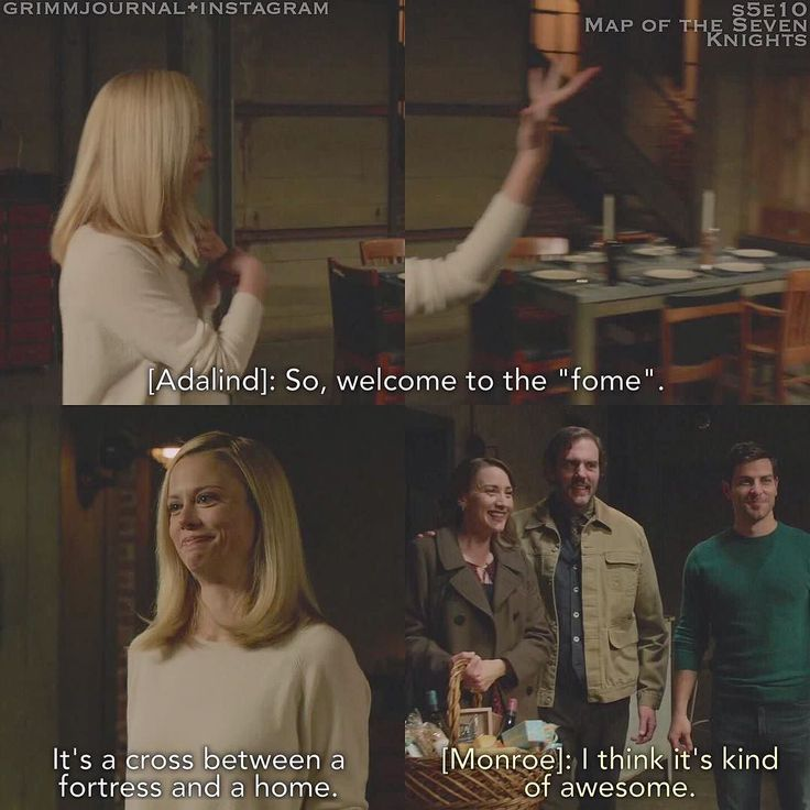 The fome, ahh, I would've loved to see when they move into an actual house of their very own, sigh