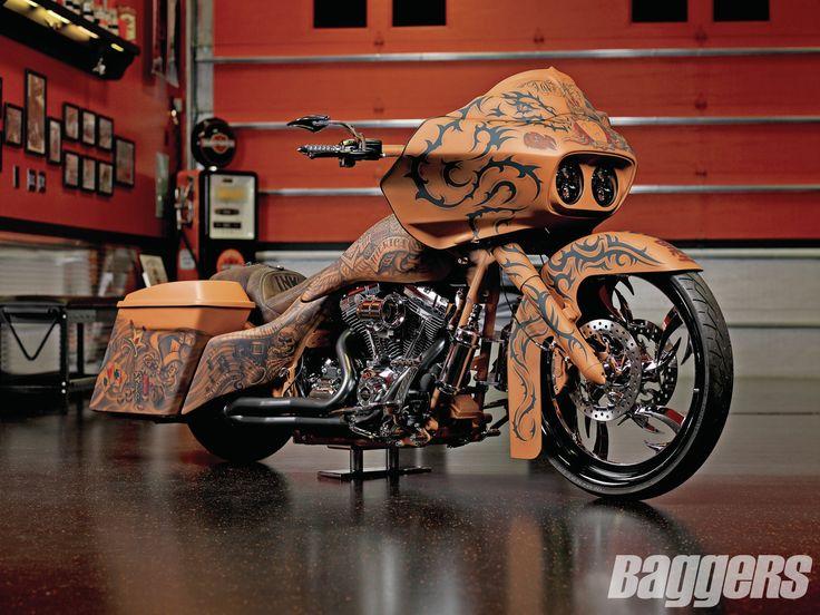 2011 Harley-Davidson Road Glide - Ink Glide