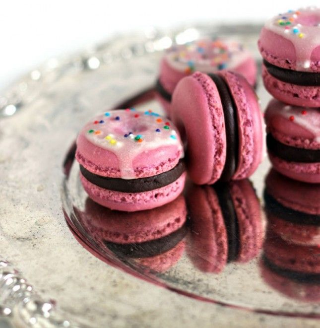 30 best macaron images on pinterest | making macarons, chocolate