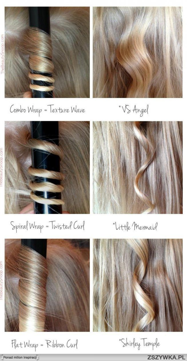 THIS IS EXACTLY WHAT I WANTED TO KNOW! How to curl your hair for specific curl styles