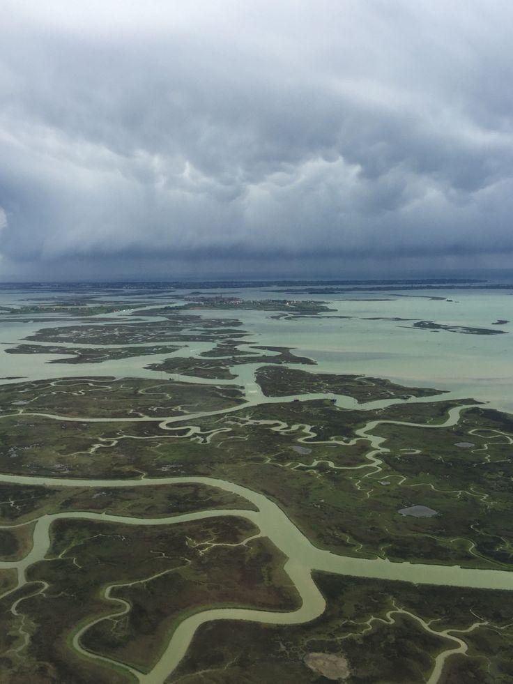 Rio delle amazzoni ? No laguna di Venezia