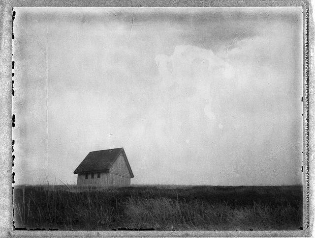 Pendergast Hut, Mt Buller by Lea_Williams, via Flickr