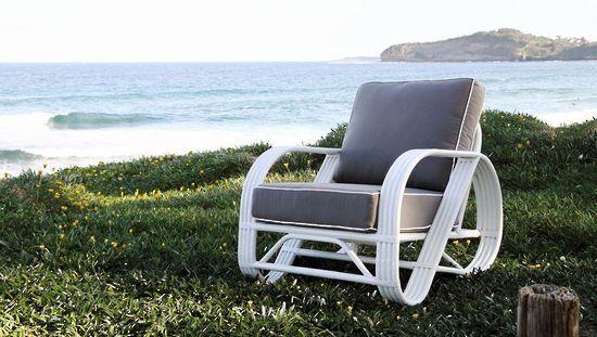 Eco Chic - Pretzel Lounge Chair