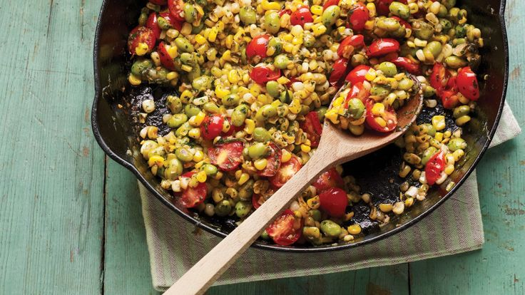You can cook this dish on the stove or on a grill heated to medium-high.