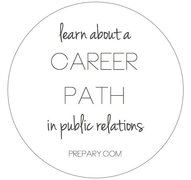 Career in PR: Advice from a PR Manager - http://www.prepary.com/career-in-pr-advice/