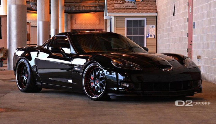 Pin by Newt Emerson on For my lead foot Corvette
