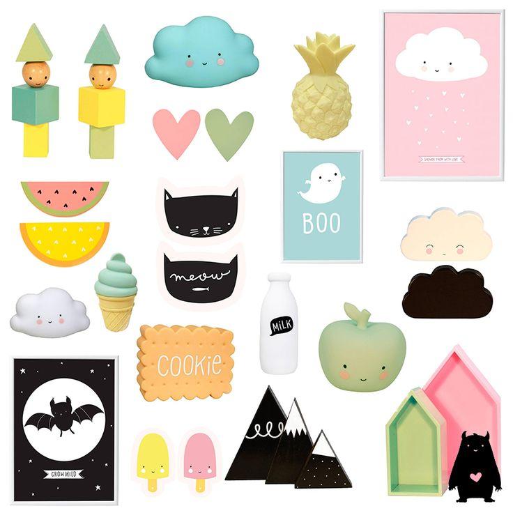 Interieur accessoires voor de kinderkamer - Oh yeah baby!