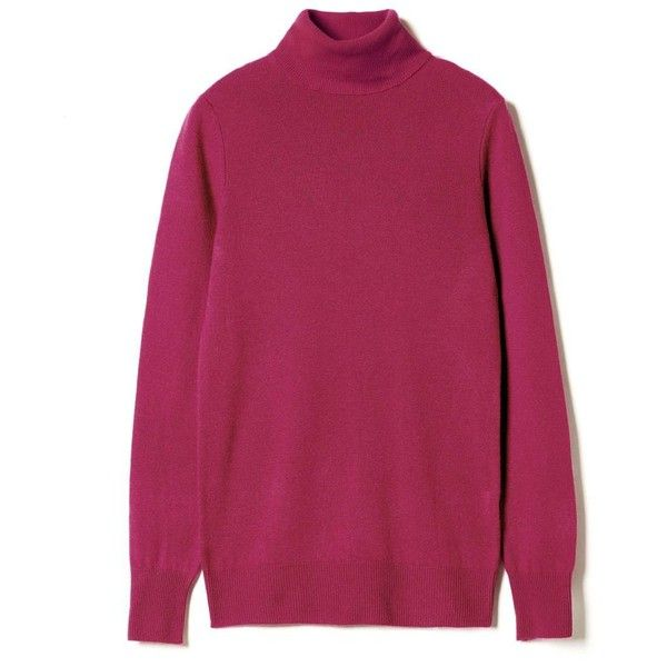 Long sleeve turtleneck ❤ liked on Polyvore featuring tops, sweaters, extra long sleeve sweater, long sleeve sweater, purple long sleeve top, turtleneck top and purple sweater