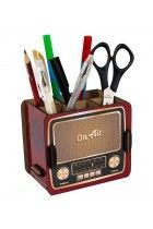 Аксессуары - Органайзер для ручек и карандашей DayDreamer Vintage Radio Box (DD.O-007)