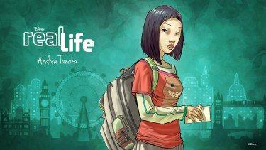 real life disney fumetto - Cerca con Google