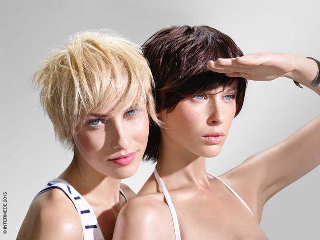 Tagli di capelli primavera estate 2015: le idee di Intermede